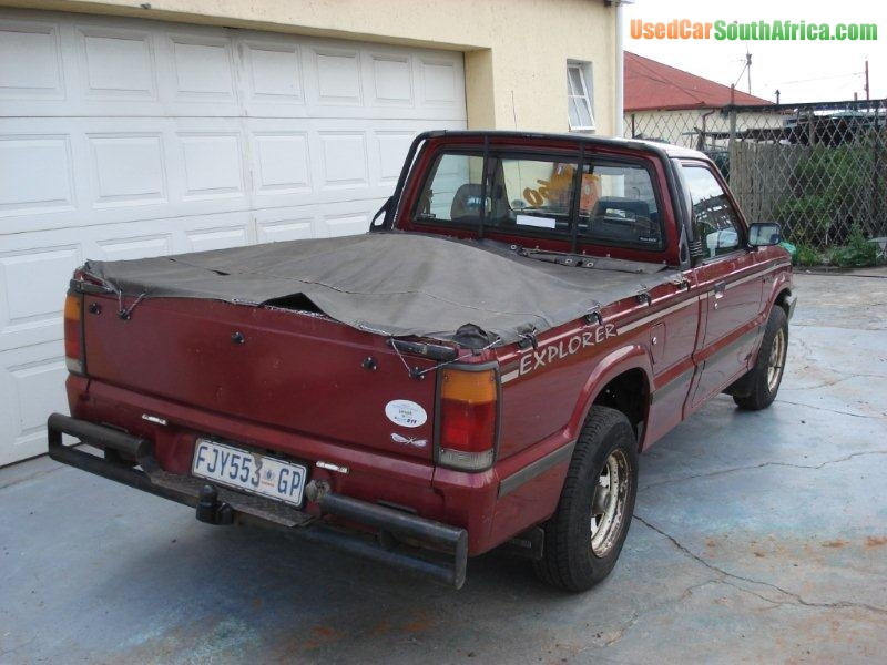 1994 Ford Courier #9