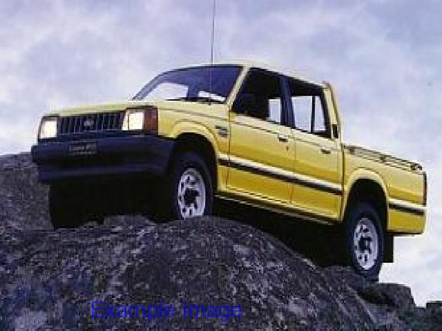 1994 Ford Courier #10