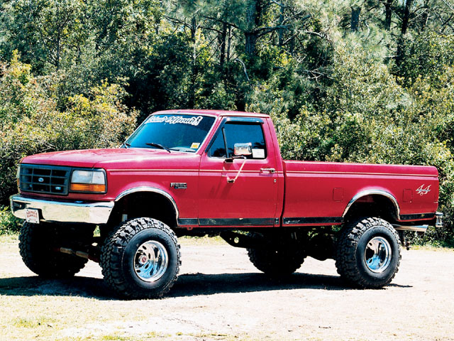 1994 Ford F-250 #23