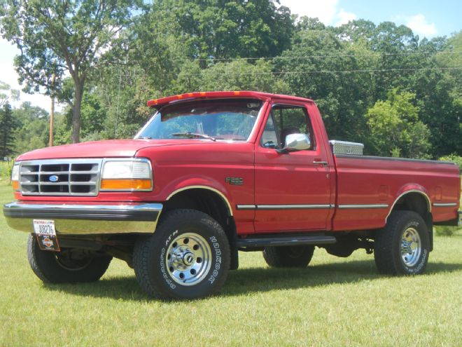 1994 Ford F-250 #18