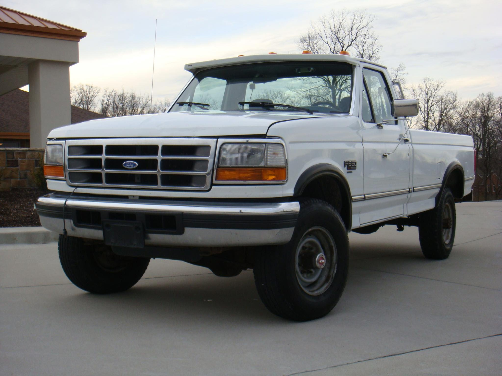 1994 Ford F-250 #21