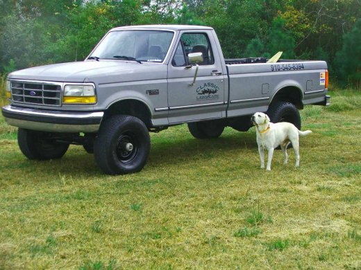 1994 Ford F-350 #27