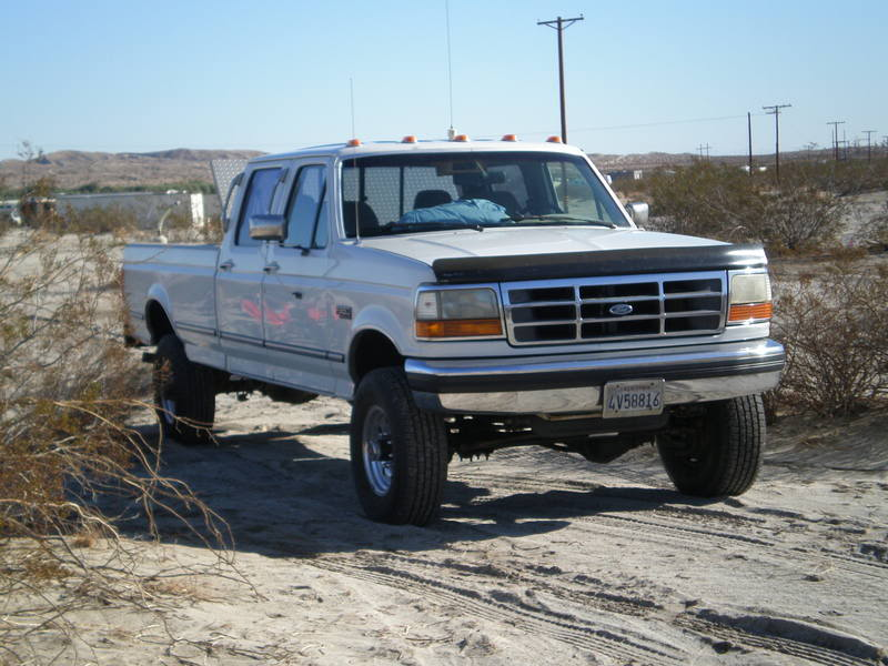 1994 Ford F-350 #19