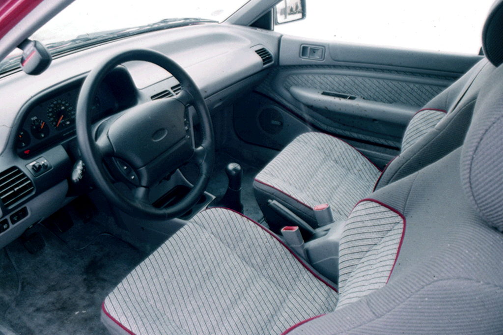 1994 Ford Orion #20