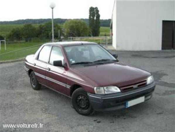 1994 Ford Orion #14