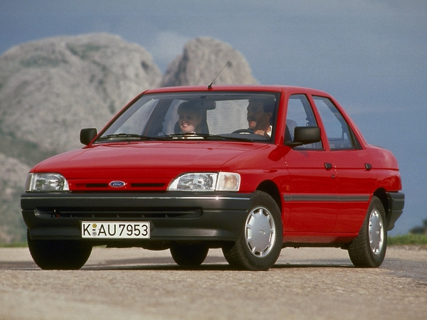 1994 Ford Orion #18