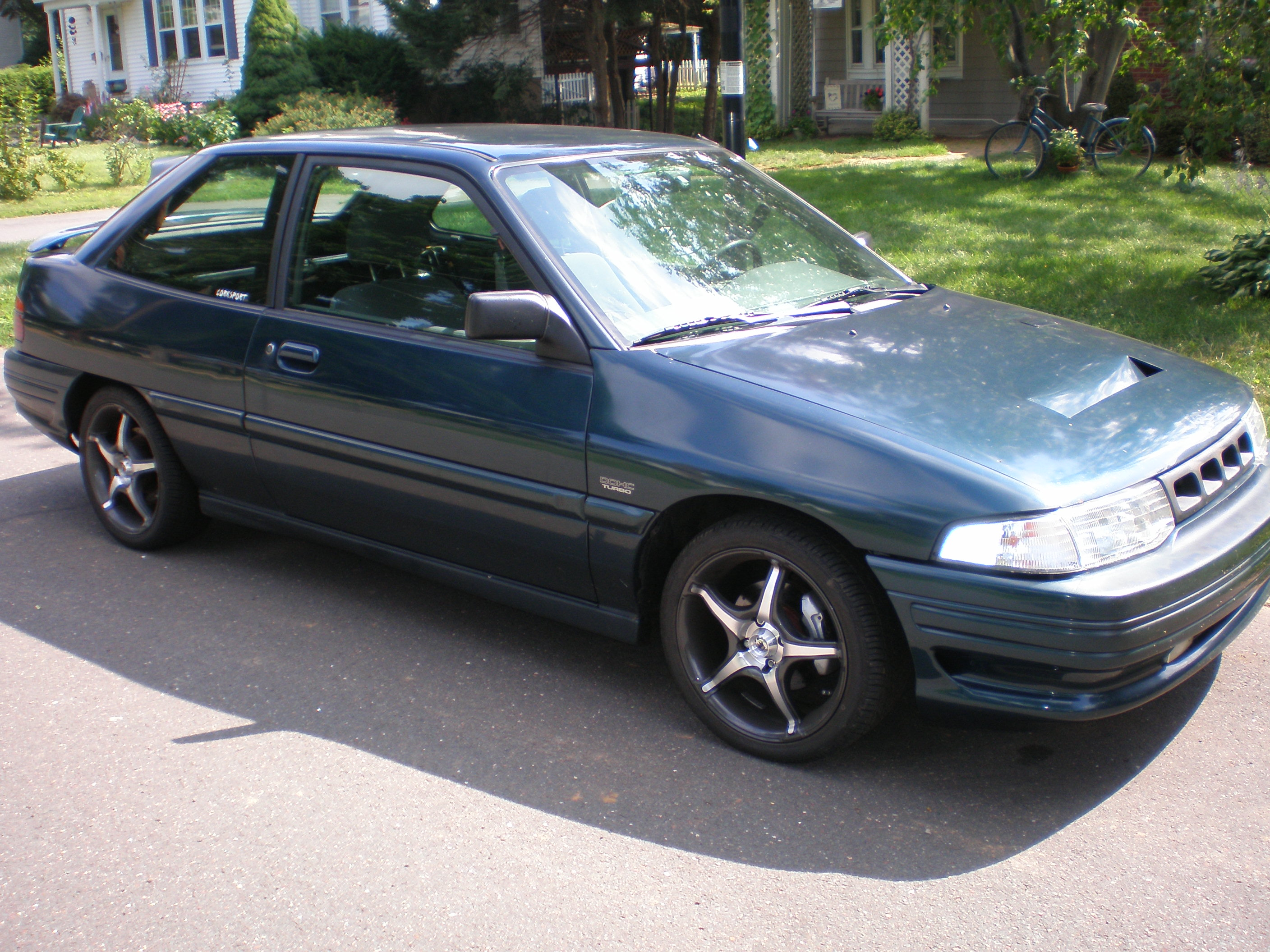 1994 Ford Orion #25