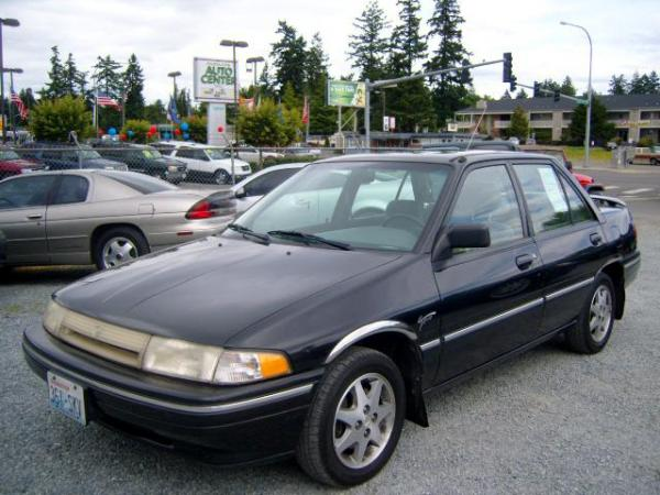 1994 Ford Tracer #13