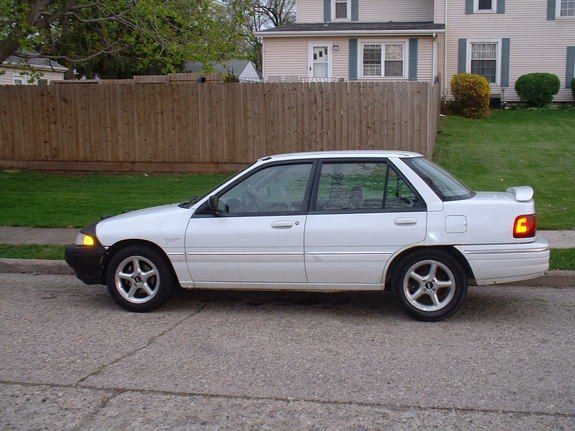 1994 Ford Tracer #12