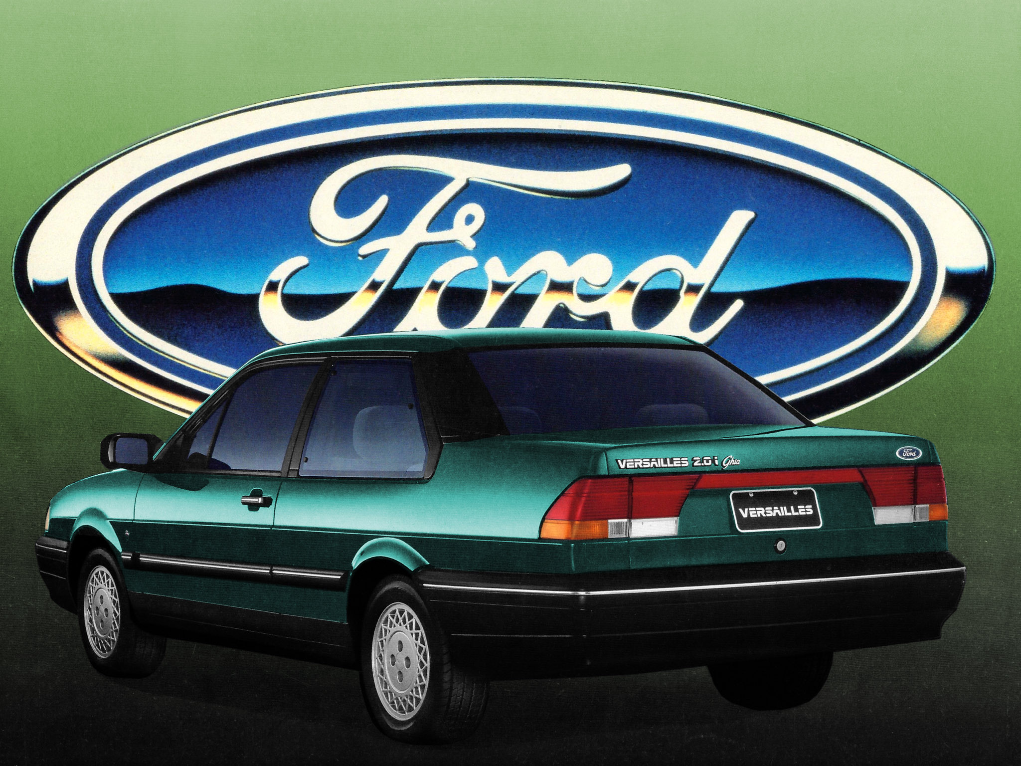 1994 Ford Versailles #20