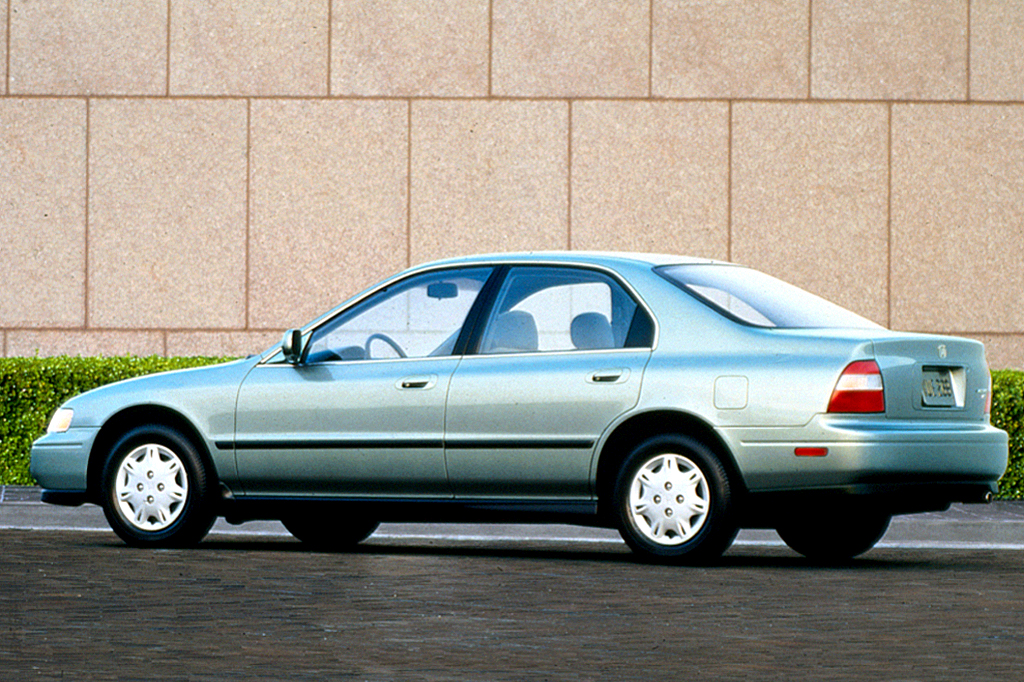 1994 Honda Accord #20