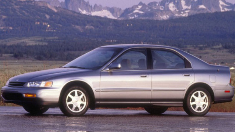 1994 Honda Accord #17