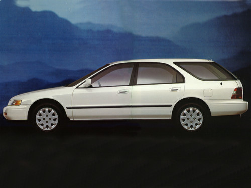 1994 Honda Accord #21