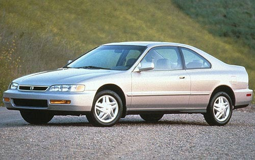 1994 Honda Accord #19
