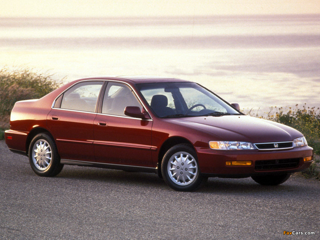 1994 Honda Accord #22