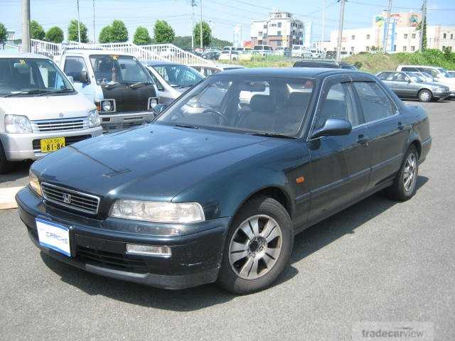 1994 Honda Legend #19
