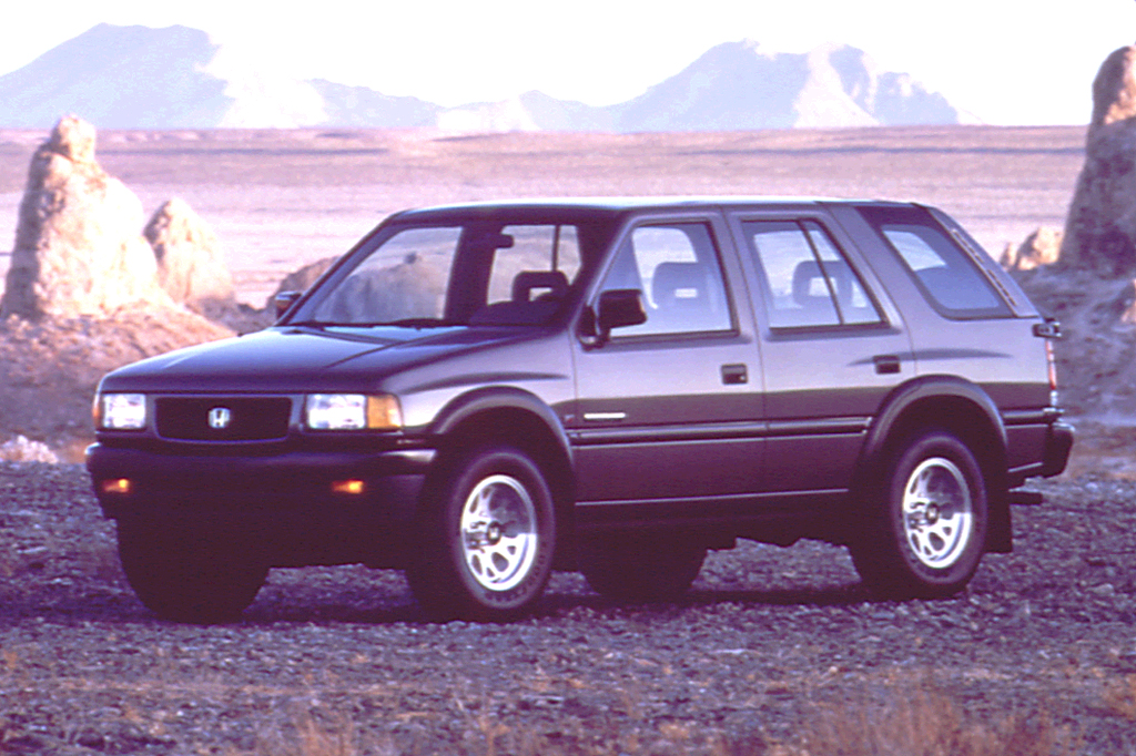 1994 Honda Passport #15