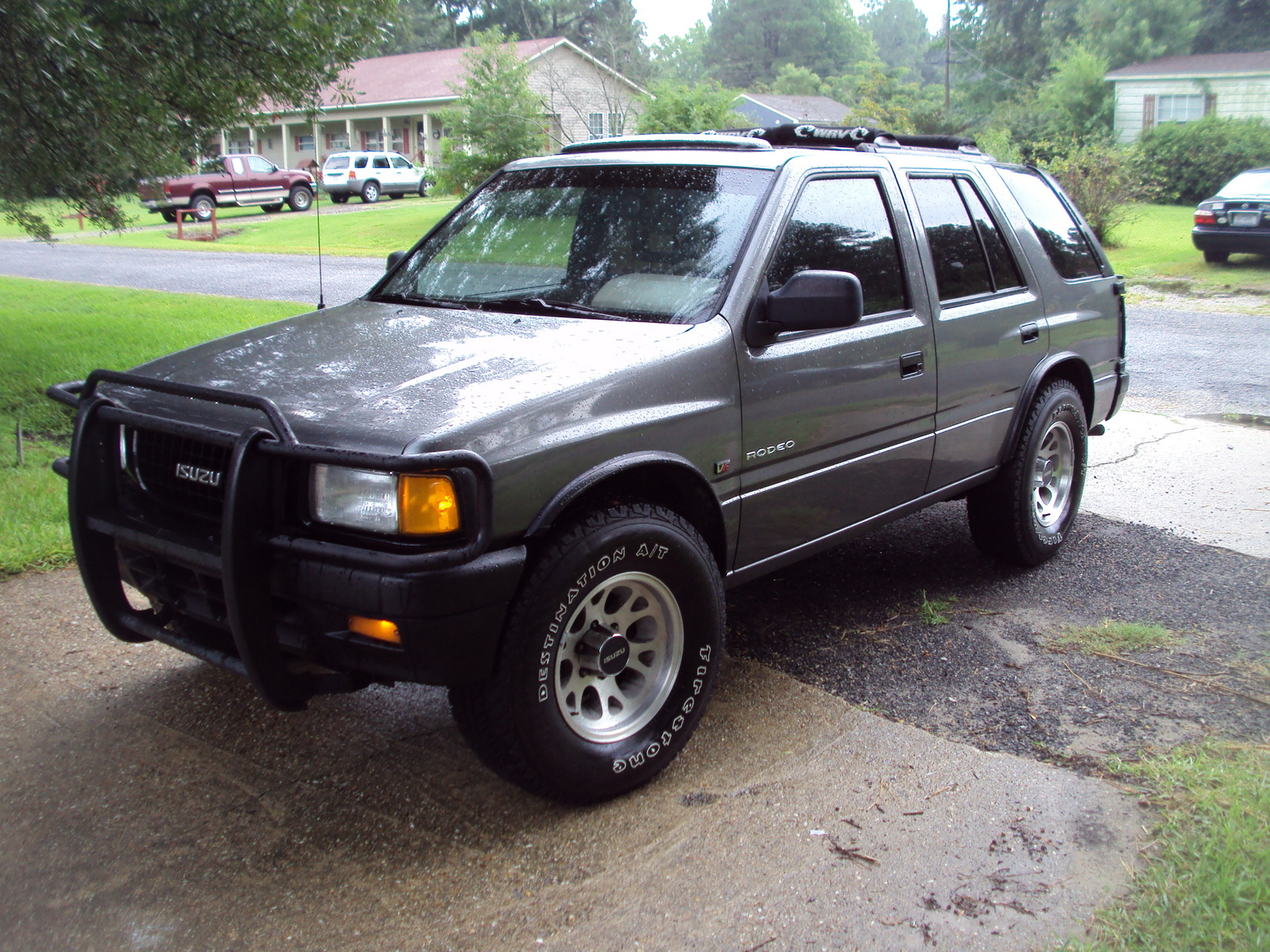 1994 Isuzu Rodeo #24