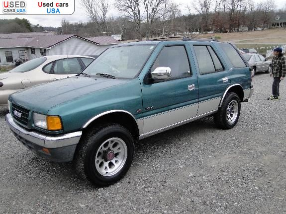 1994 Isuzu Rodeo #22