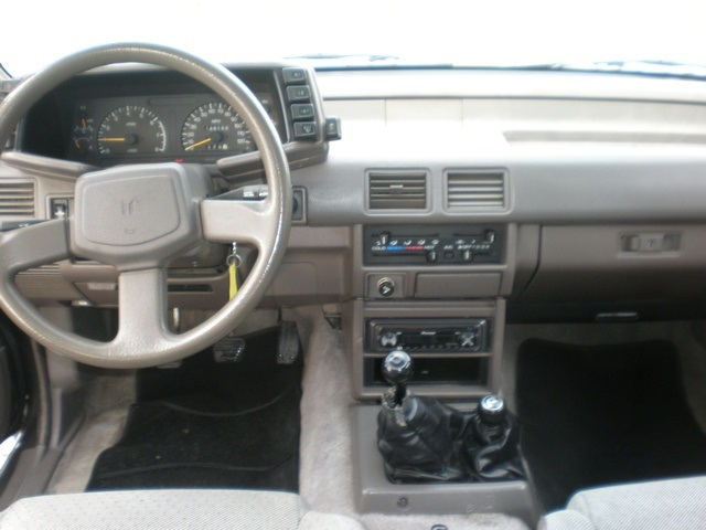 1994 Isuzu Rodeo #23