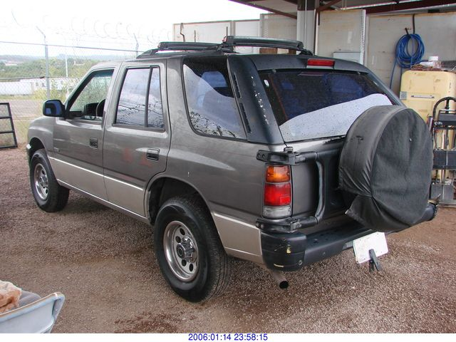 1994 Isuzu Rodeo #21