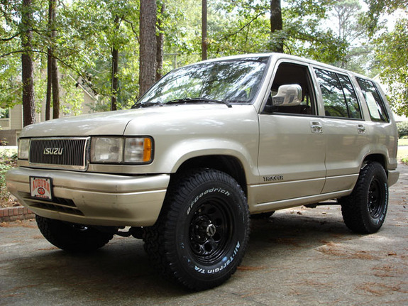 1994 Isuzu Trooper #24