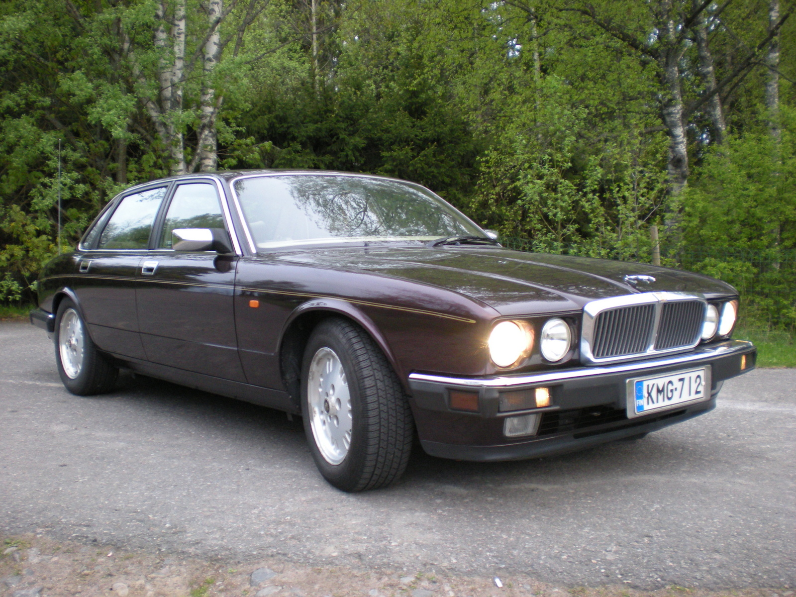 1994 Jaguar Xj-series #21