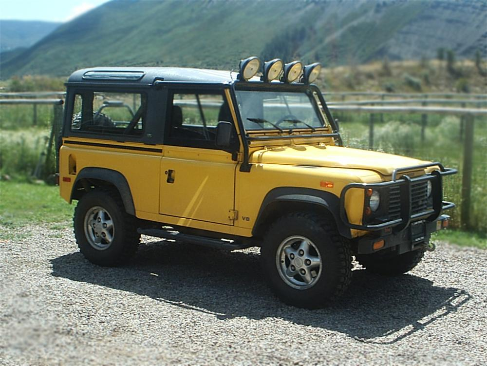 1994 Land Rover Defender #24