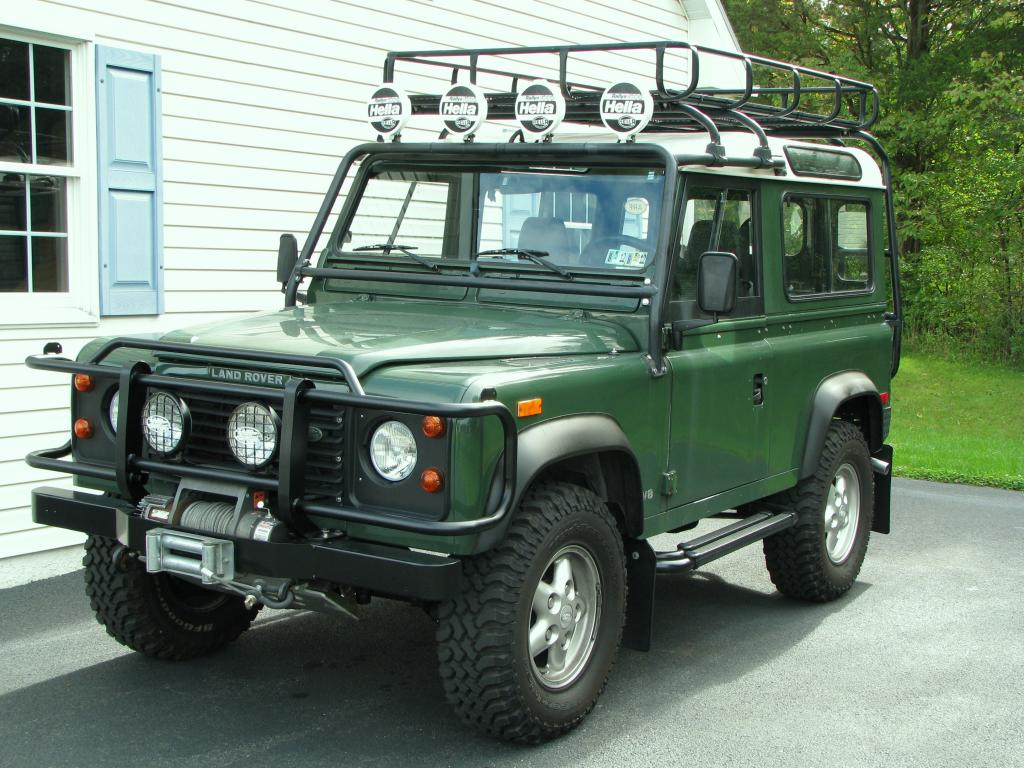 1994 Land Rover Defender #23