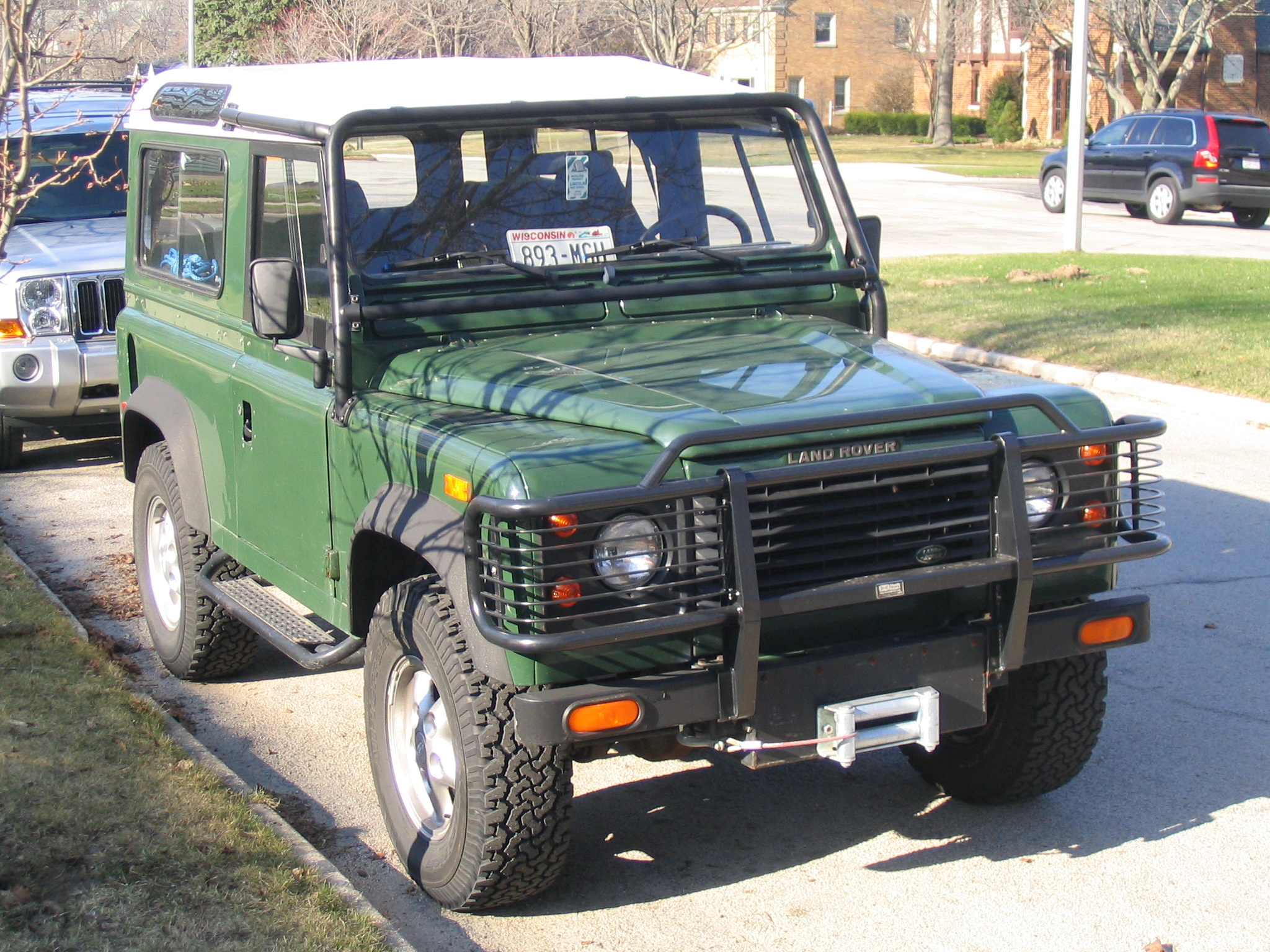 1994 Land Rover Defender #19