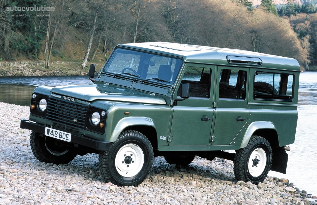 1994 Land Rover Defender #20