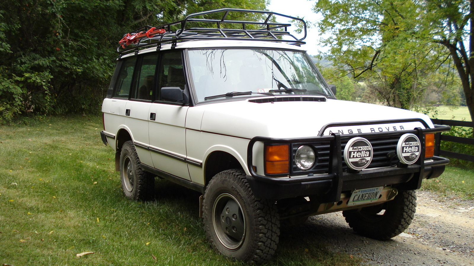 1994 Land Rover Discovery #22