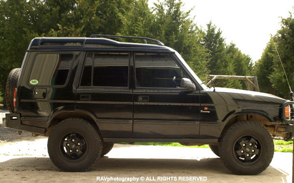 1994 Land Rover Discovery #24