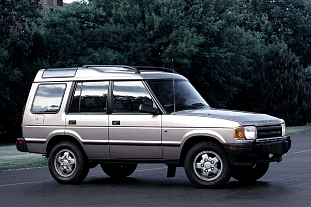 1994 Land Rover Discovery #20