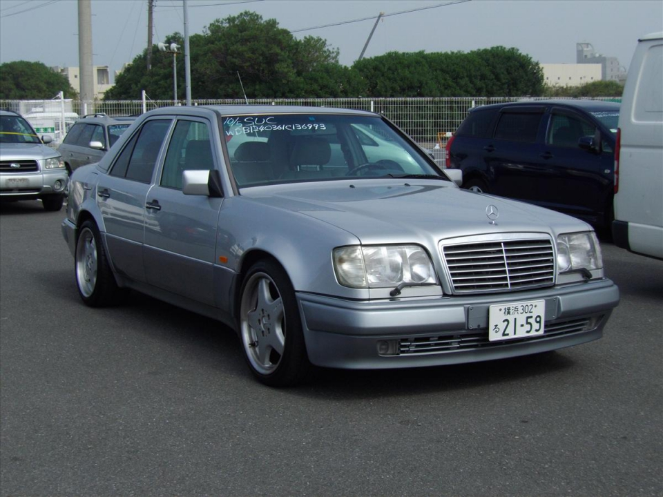 1994 mercedes benz e class photos informations articles for 1994 mercedes benz e class