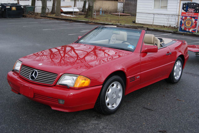 1994 Mercedes-Benz SL #20
