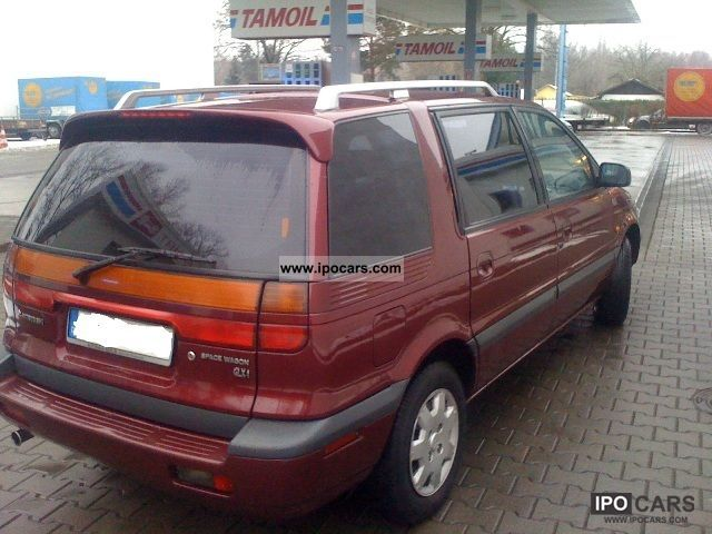 1994 Mitsubishi Space Wagon #21