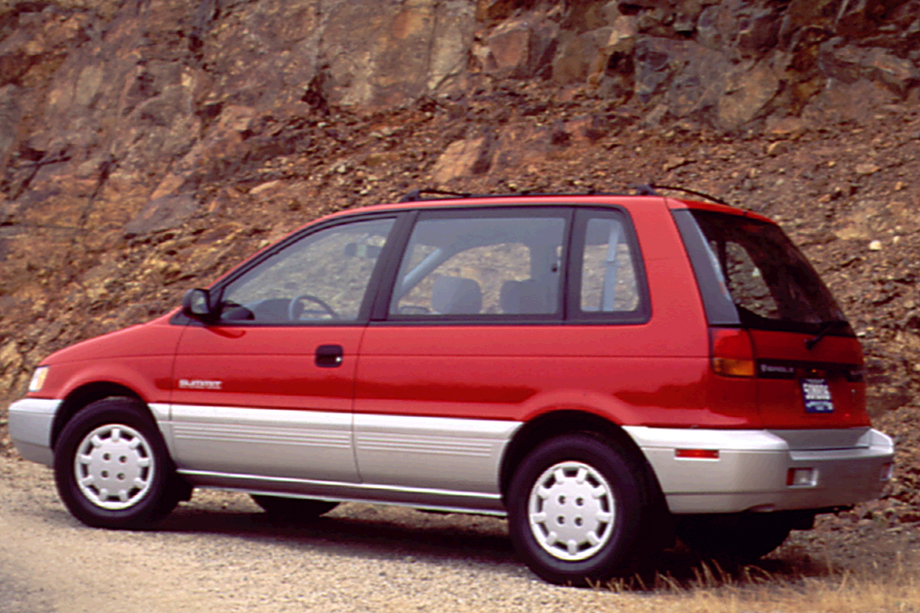1994 Plymouth Colt #14