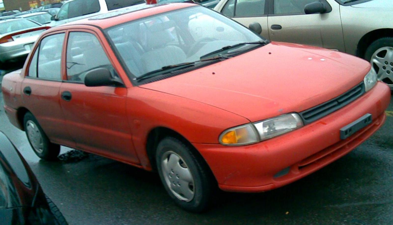 1994 Plymouth Colt #12