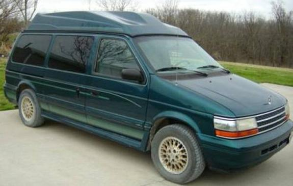 1994 Plymouth Grand Voyager #27