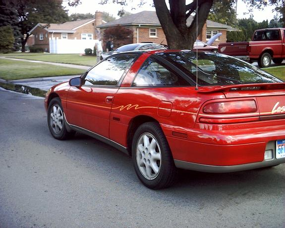 1994 Plymouth Laser #17