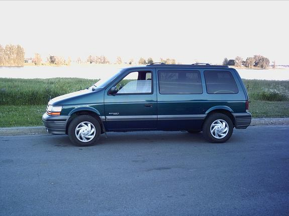 1994 Plymouth Voyager #20