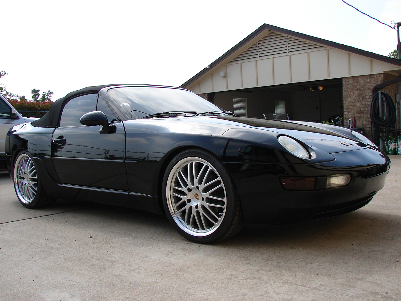 1994 porsche 968 photos informations articles. Black Bedroom Furniture Sets. Home Design Ideas
