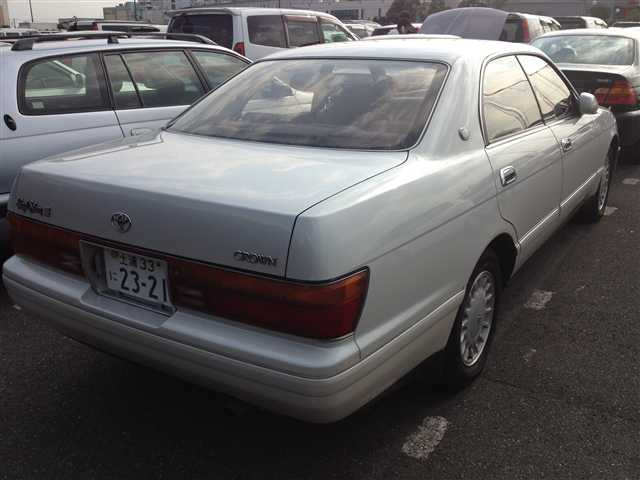 1994 Toyota Crown #18
