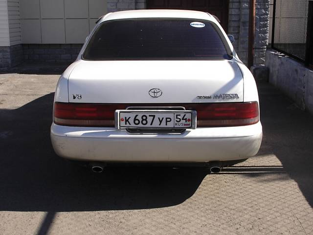 1994 Toyota Crown #19