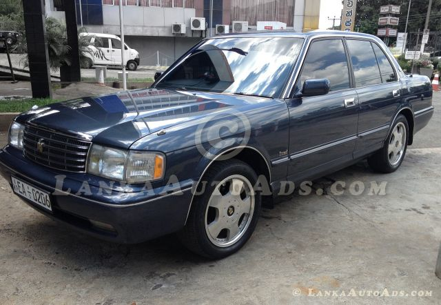 1994 Toyota Crown #17