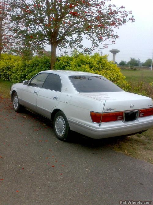 1994 Toyota Crown #16