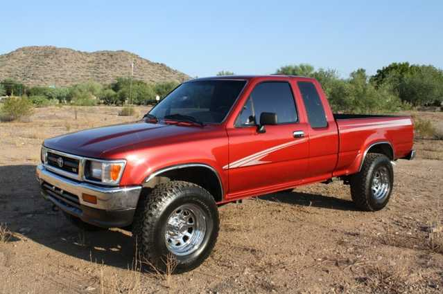 1994 Toyota Pickup Photos, Informations, Articles ...