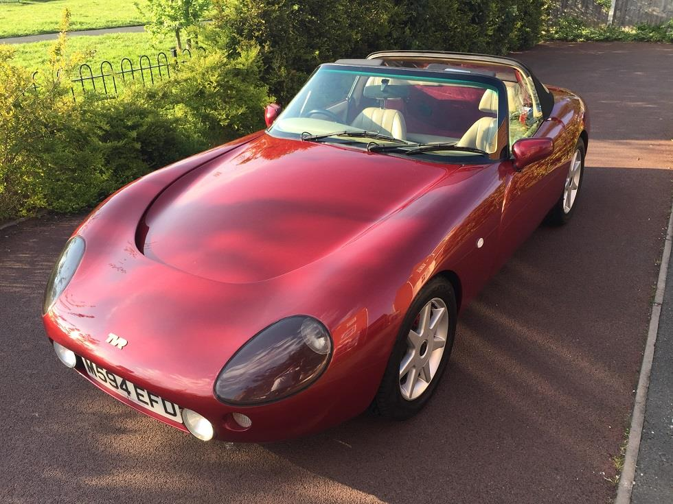 1994 TVR Griffith #18