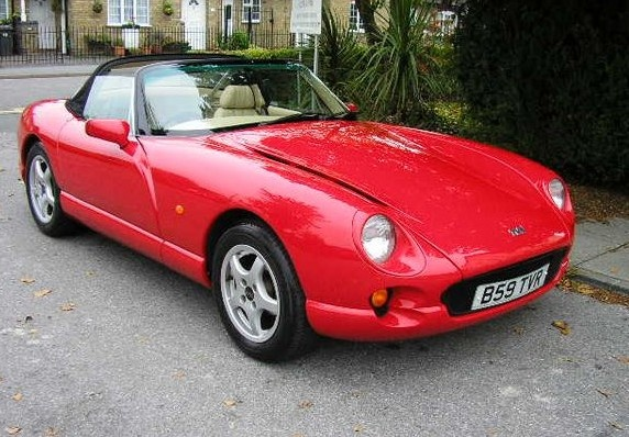 1994 TVR Griffith #17